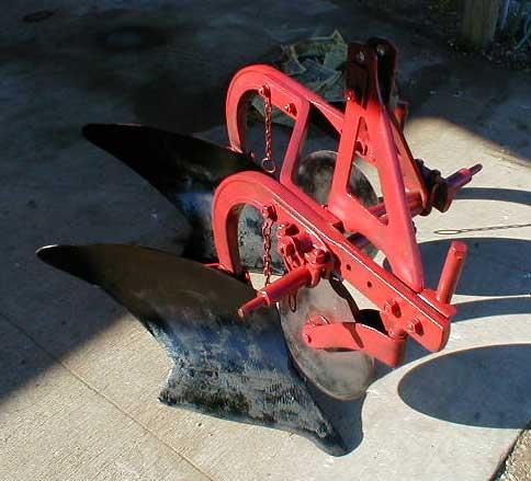 Dearborn Two Bottom Plow eBay