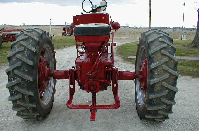 1961 Farmall 560 Ps Pto 3 Point For Sale