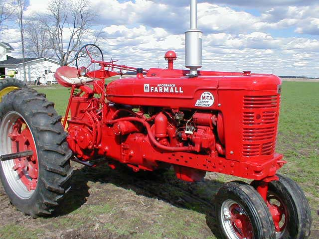 restored 1954 farmall super mdta diesel mta tractor for sale. Black Bedroom Furniture Sets. Home Design Ideas