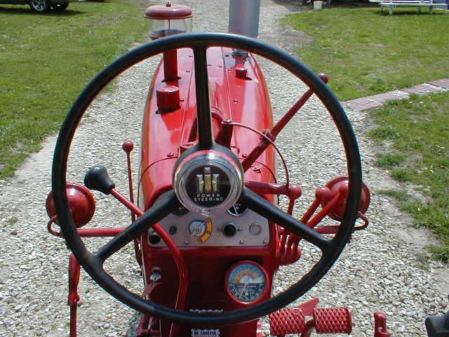 Restored 1957 Farmall 450 Diesel Tractor For Sale