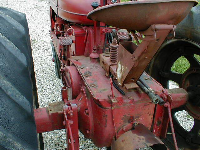 Seat For Farmall Tractor : Tractors for sale ebay autos post