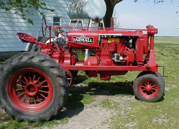 Farmall F30 for Sale http://www.chatstractors.com/041031_farmall_f30.htm