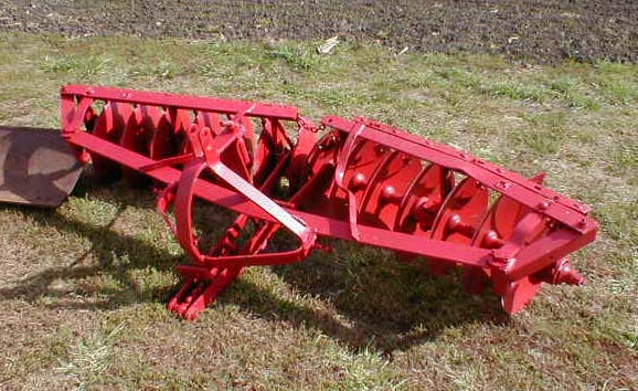 Repaint of old Ford Dearborn two bottom plow - TractorByNet