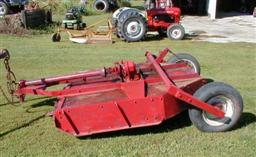 Chats Tractor Farm Equipment Implements 3 Point Scrape