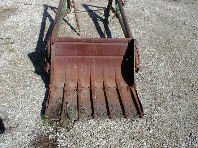 John Deere For Sale >> John Deere Manure model 45 loader for sale