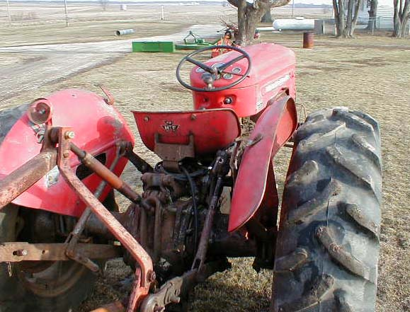 Massey Ferguson 65 Tractor For Sale