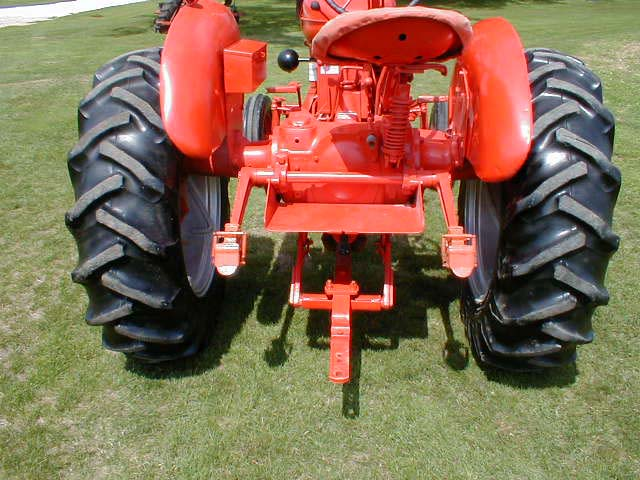 Restored Allis Chalmers Ac Wd45 Diesel Tractor For Sale
