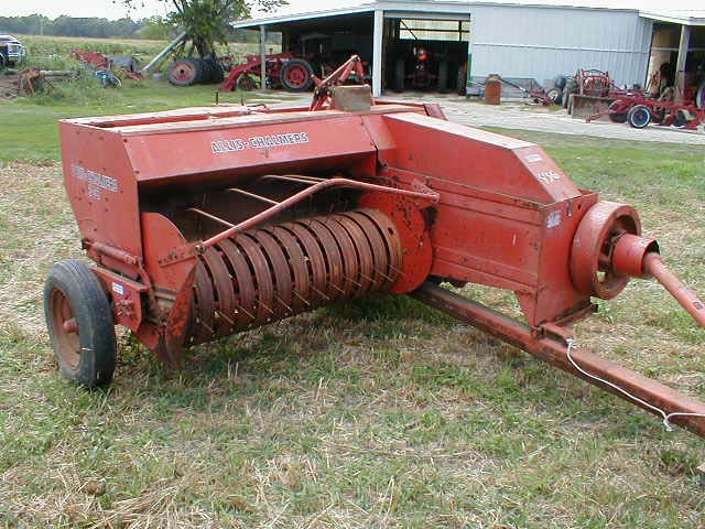 AC Allis Chalmers #303 square baler for sale