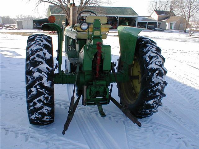 John Deere For Sale >> 1967 John Deere 3020 tractor with syncho range transmission for sale
