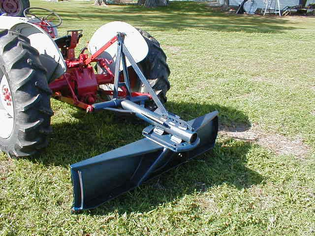Bush Hog Post Hole Digger For Sale