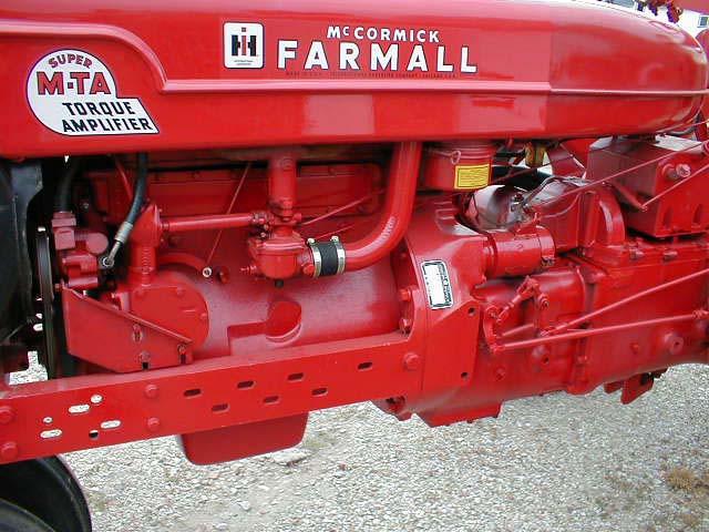 1954 smta tractor wiring harness super m-ta super mta gas smta mta for sale 1954 chevy truck wiring harness
