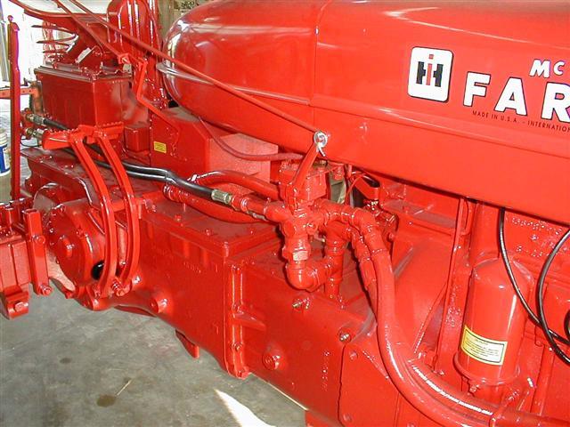 Farmall Super M Ta Super Gas Smta Mta Tractor For Sale
