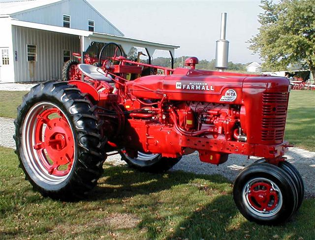 farmall super m ta super gas smta mta tractor for sale. Black Bedroom Furniture Sets. Home Design Ideas