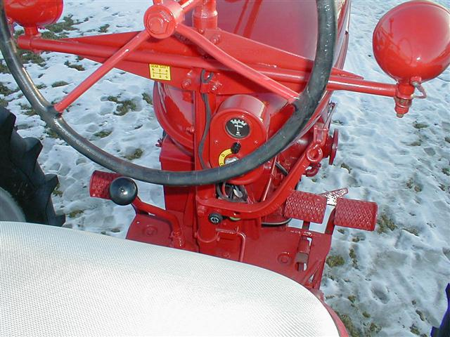 Farmall M Controls : Farmall super m for sale
