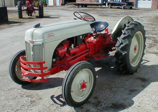 Restored one owner 1952 ford 8n tractor for sale for 8n ford tractor motor for sale