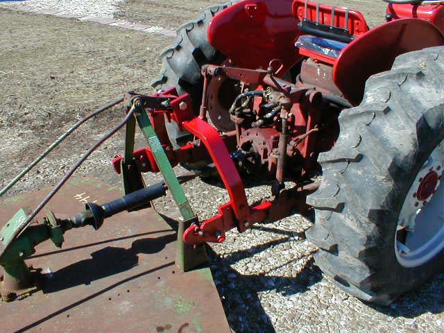 Tractor 3 Point Hitch Conversions : Farmall point fast hitch to conversion for sale