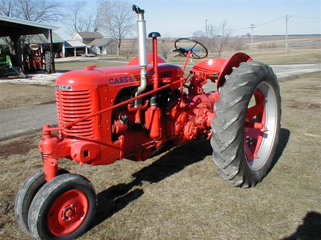 fordson ford 8n 2n 9n 2000 utility tractor for sale with pictures 1960 Case Tractor rare 1949 case model sc 4cyl gas engine 4 speed transmission with hand clutch standard 540 pto rear lift with 2 way hydraulic cylinder
