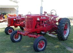 Farmall Super MTA Tractor