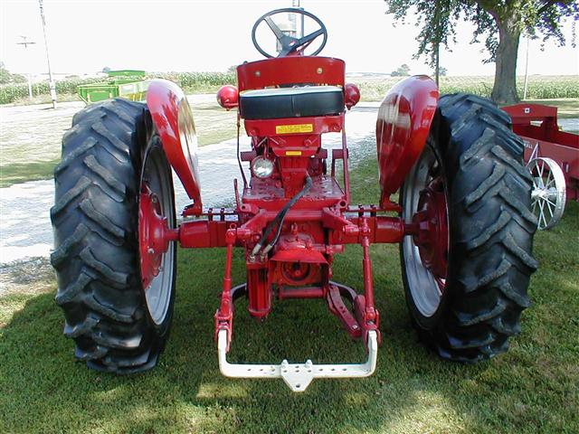 061285_farmall_460_diesel_rear farmall h, m, 504 and 544 misc questions [archive] antique,504 Farmall Gas Wiring Diagram