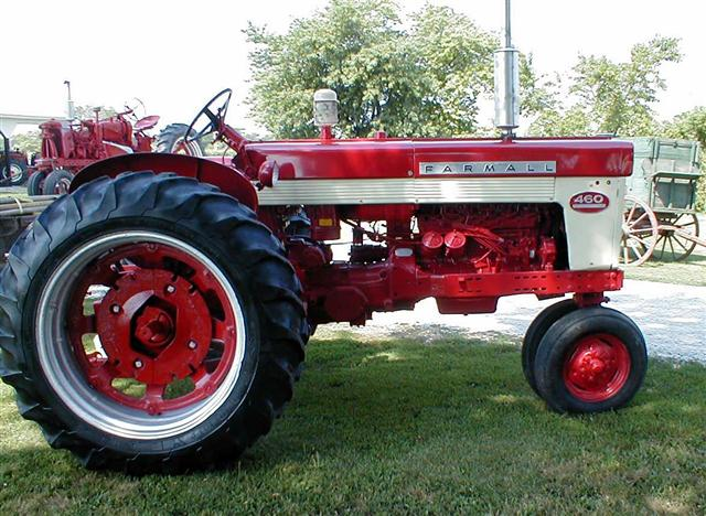 Farmall 460 Tractors for Sale http://www.chatstractors.com/061285_Farmalll_460_diesel.htm