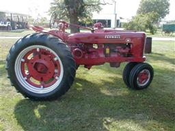 Farmall H Tractor from chats tractors