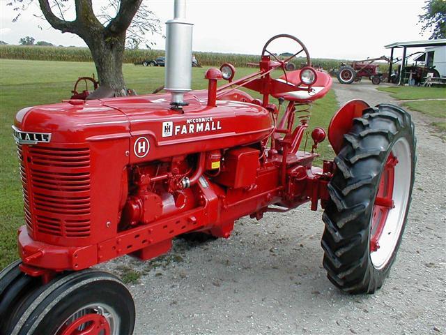 Farmall H Tractor for sale