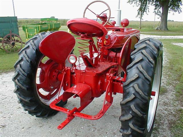 Farmall H Battery : Farmall h tractor for sale