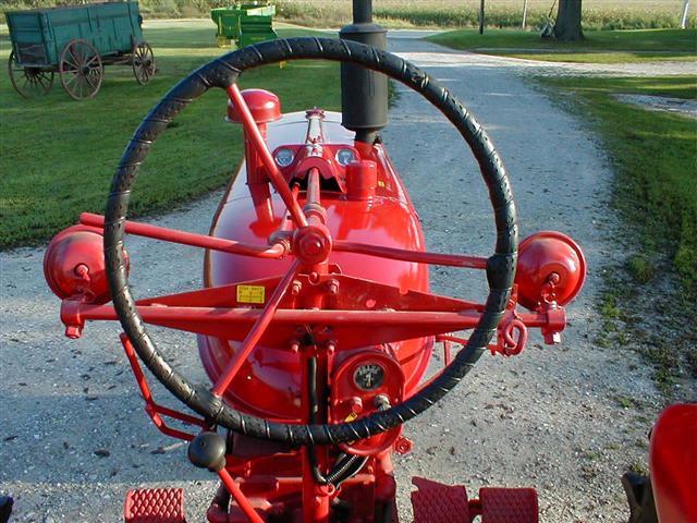 Farmall M Hood : Farmall super md diesel tractor for sale