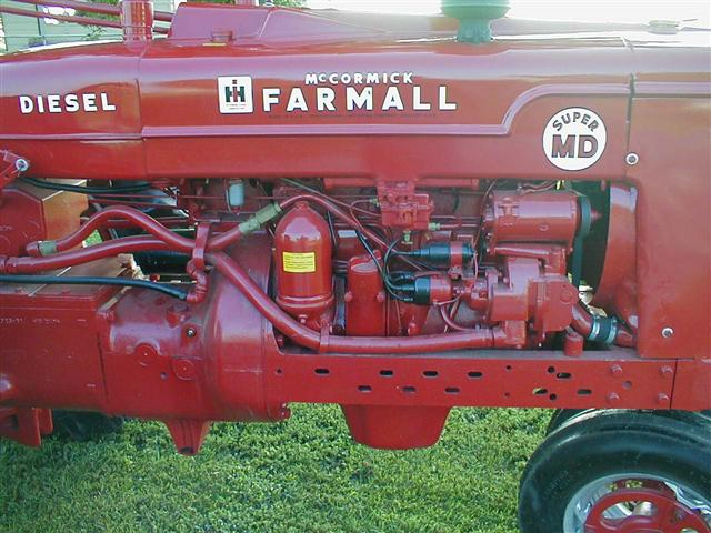Farmall       Super    MD    Diesel    Tractor for sale
