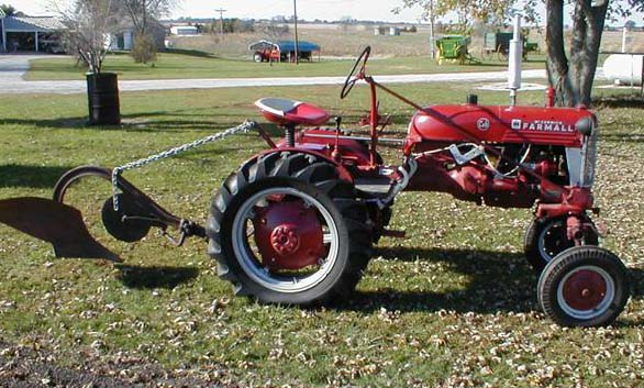 farmall cub implements ebay