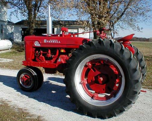 international farmall super mta tractor for sale. Black Bedroom Furniture Sets. Home Design Ideas