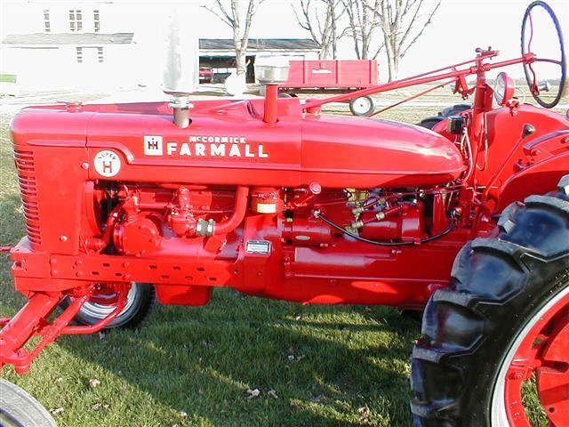 Farmall H Engines : Farmall tractor ebay  ford price