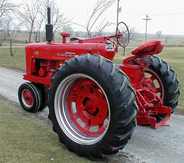 Antique Tractors Ebay | Autos Post