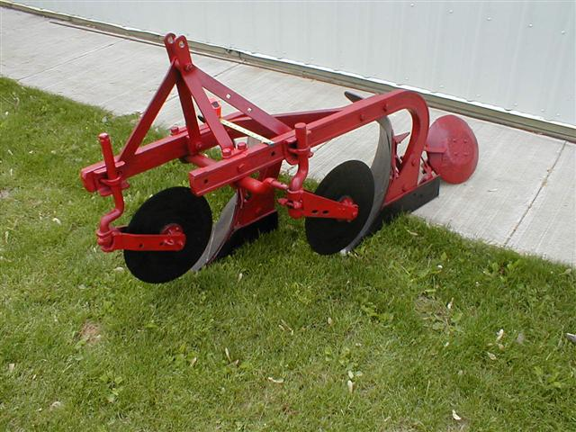 3 point 2 bottom garden plow plow for sale