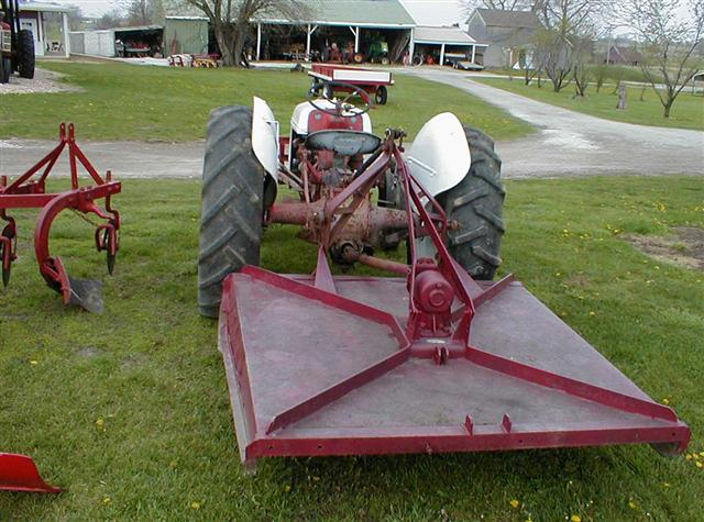 Ford N Mower