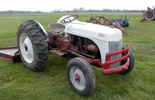 1949 Ford 8n Tractor For Sale