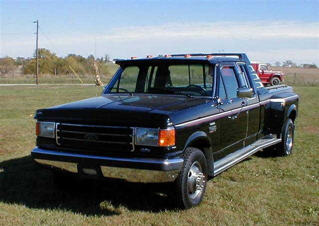 1990 Ford F 350 Dually