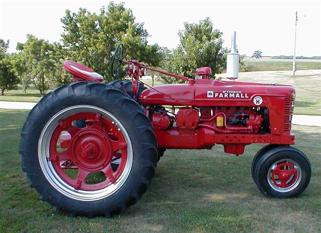 Farmall H Battery : Farmall super h tractor for sale