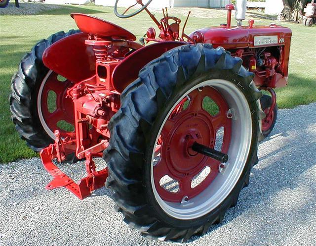 Classic Farmall 230 Tractor For Sale