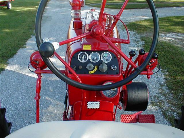 Used Rims For Sale >> Restored Farmall 400 Tractor with factor power steering for sale