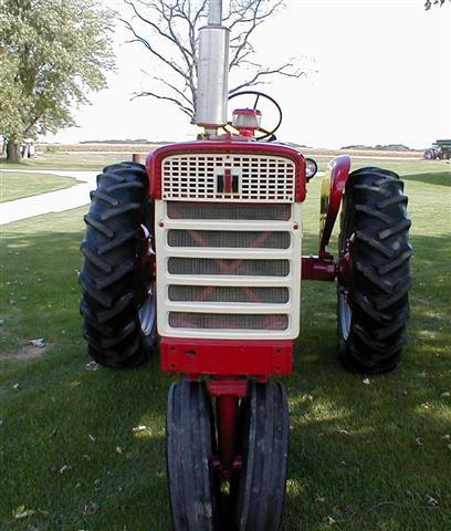 Farmall Diesel Front