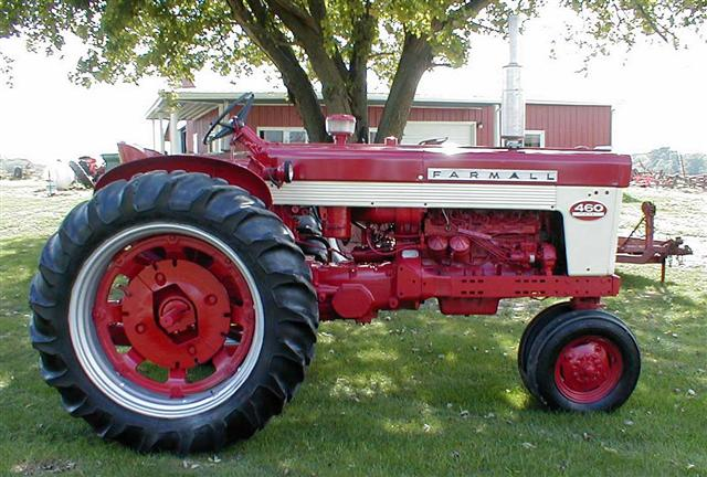 Farmall 460 Tractors for Sale http://www.chatstractors.com/1356_Farmall_460_diesel_tractor.htm
