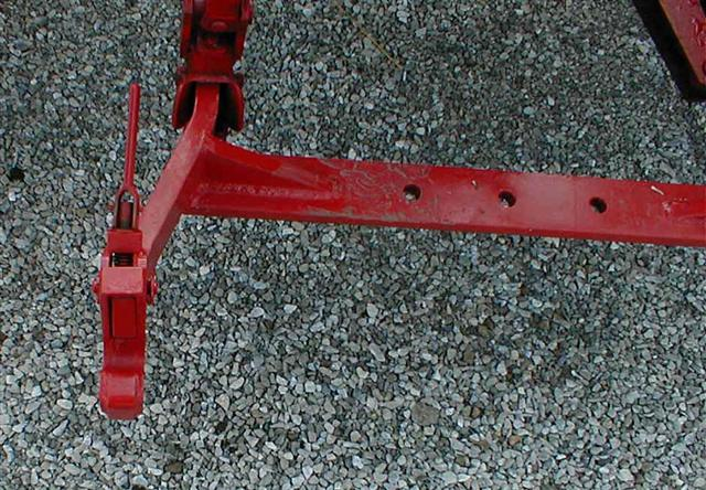 Farmall Fast Hitch To 3 Pt Conversion : Fast hitch to point conversion for sale