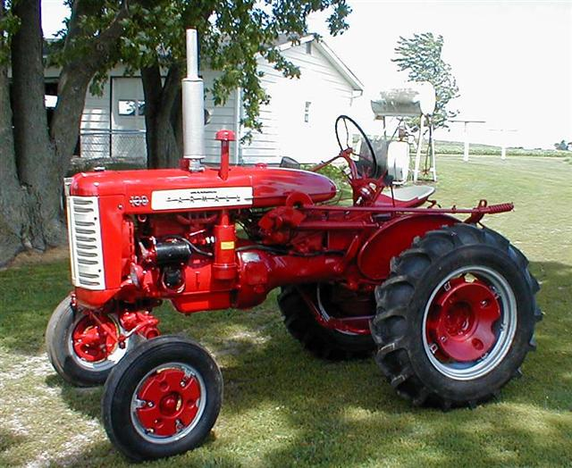 Farmall 130 Tractor : Tractor of the week farmall post your photos