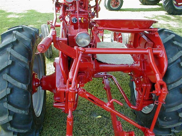 Farmall 130 Tractor : Farmall tractor for sale