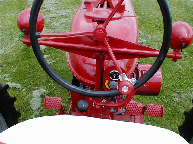Farmall M Tractor Gauges : Farmall m tractor for sale
