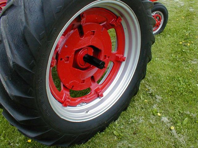Used Tractor Tires For Sale >> Farmall M Tractor for sale