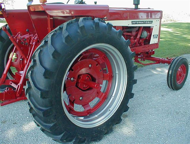 Farmall Tractor 666 Tractor For Sale