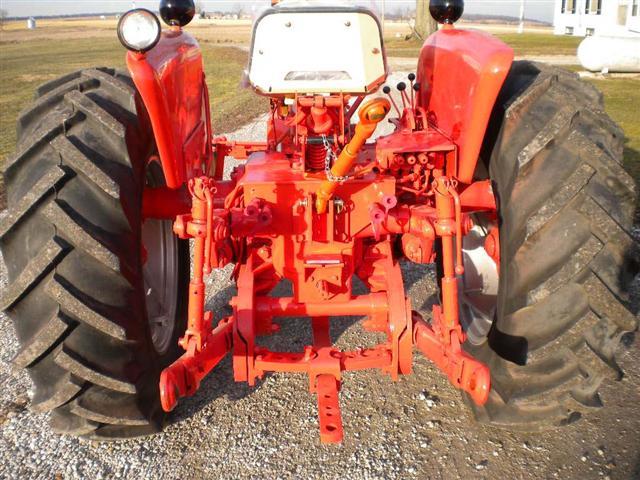 Allis Chalmers D17 Tractor Parts  Yesterdays Tractors