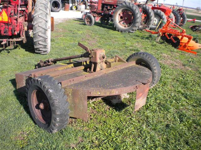 Brillion Heavy Duty Bush Hog For Sale